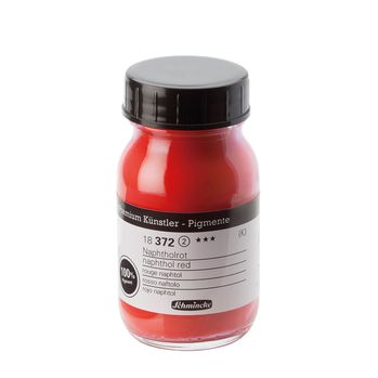 Pigmente Naphtholrot Glas  100 ml 18372055