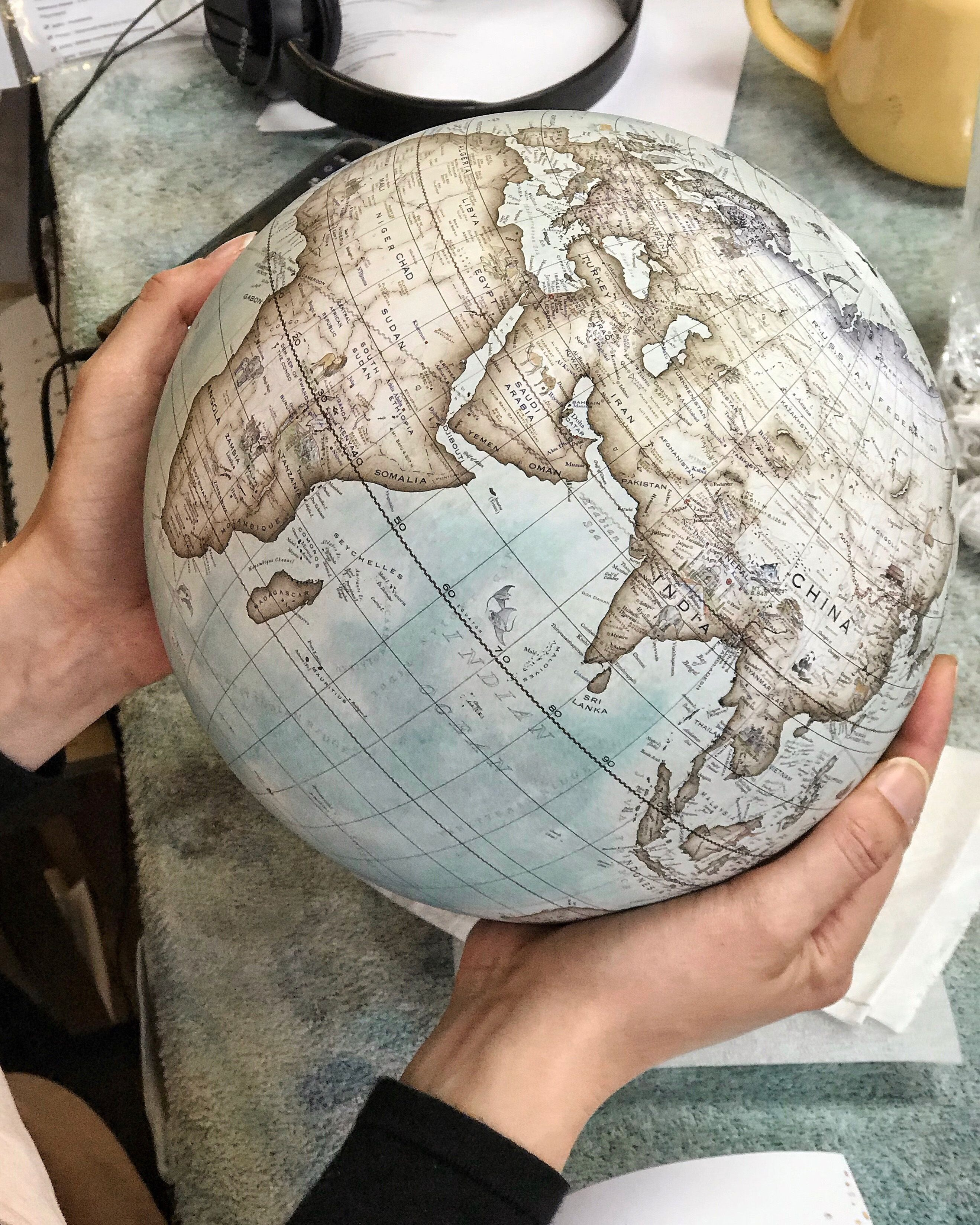 Bellerby & Co Globemakers – Manufacturer of unique globes ...