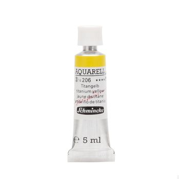 HORADAM® AQUARELL Titangelb Tube  5 ml 14206001
