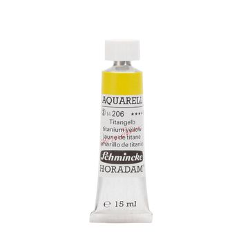 HORADAM® AQUARELL Titangelb Tube  15 ml 14206006
