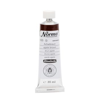 Norma® Professional Achatbraun Tube  35 ml 11620009