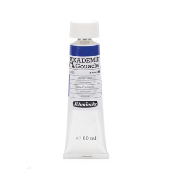 AKADEMIE® Gouache Ultramarin Tube  60 ml 22405011