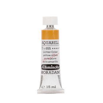 HORADAM® AQUARELL Lichter Ocker Tube  15 ml 14655006