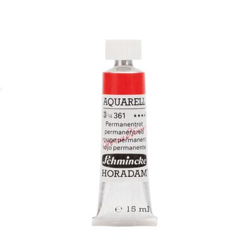 HORADAM® AQUARELL Permanentrot Tube  15 ml 14361006