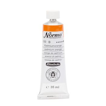 Norma® Professional Kadmiumorange Tube  35 ml 11300009