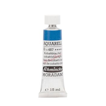 HORADAM® AQUARELL Kobaltblau hell Tube  15 ml 14487006