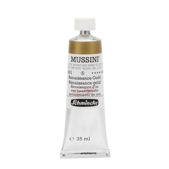 MUSSINI® Renaissance Gold Tube  35 ml 10861009