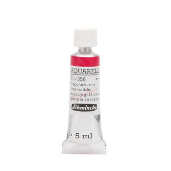 HORADAM® AQUARELL Krapplack Rosa Tube  5 ml 14356001