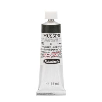 MUSSINI® Schmincke Paynesgrau Tube  35 ml 10782009