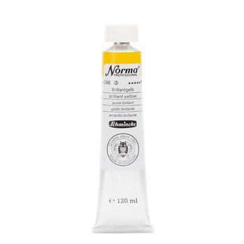 Norma® Professional Brillantgelb Tube  120 ml 11246012