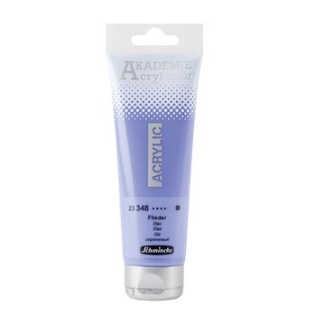 AKADEMIE® Acryl color Flieder Tube  120 ml 23348012