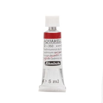 HORADAM® AQUARELL Kadmiumrot dunkel Tube  5 ml 14350001