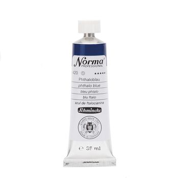 Norma® Professional Phthaloblau Tube  35 ml 11420009