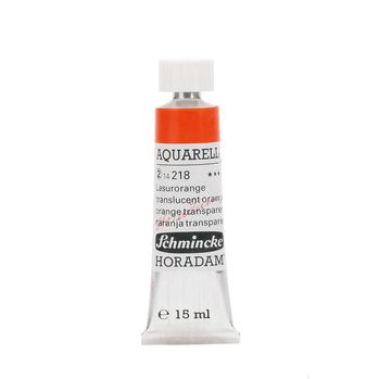HORADAM® AQUARELL Lasurorange Tube  15 ml 14218006