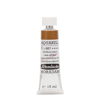 HORADAM® AQUARELL Umbra Natur Tube  15 ml 14667006
