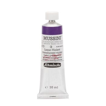 MUSSINI® Lasur-Violett Tube  35 ml 10473009