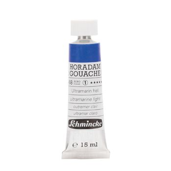 HORADAM® GOUACHE Ultramarin hell Tube  15 ml 12468006