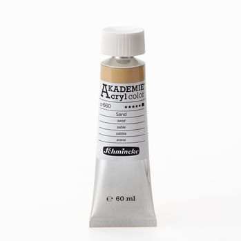 AKADEMIE® Acryl color Sand Tube  60 ml 23660011