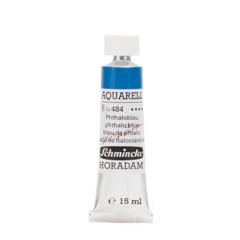 HORADAM® AQUARELL Phthaloblau Tube  15 ml 14484006