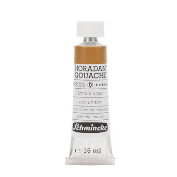 HORADAM® GOUACHE Umbra natur Tube  15 ml 12642006