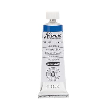 Norma® Professional Coelinblau Tube  35 ml 11422009