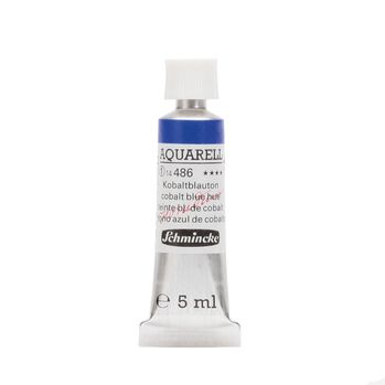 HORADAM® AQUARELL Kobaltblauton Tube  5 ml 14486001