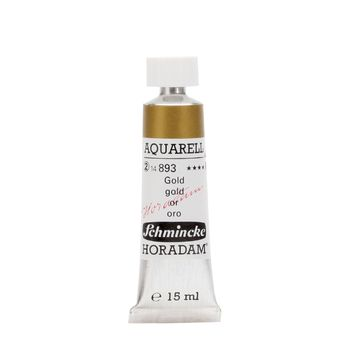 HORADAM® AQUARELL Gold Tube  15 ml 14893006