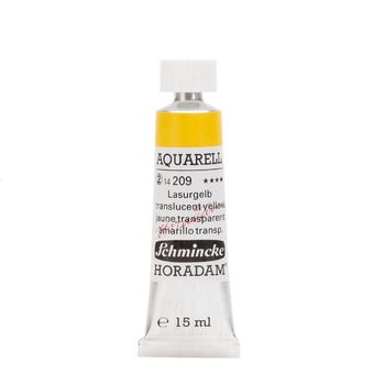 HORADAM® AQUARELL Lasurgelb Tube  15 ml 14209006