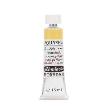 HORADAM® AQUARELL Neapelgelb Tube  15 ml 14229006