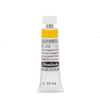 HORADAM® AQUARELL Chromgelb hell Tube  15 ml 14212006