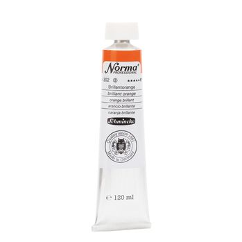 Norma® Professional Brillantorange Tube  120 ml 11302012