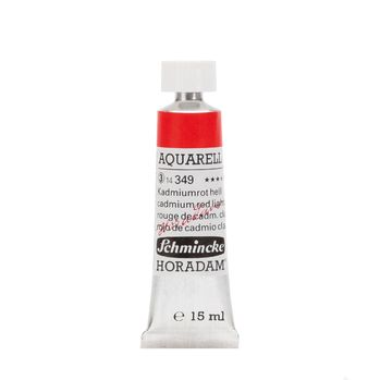 HORADAM® AQUARELL Kadmiumrot hell Tube  15 ml 14349006