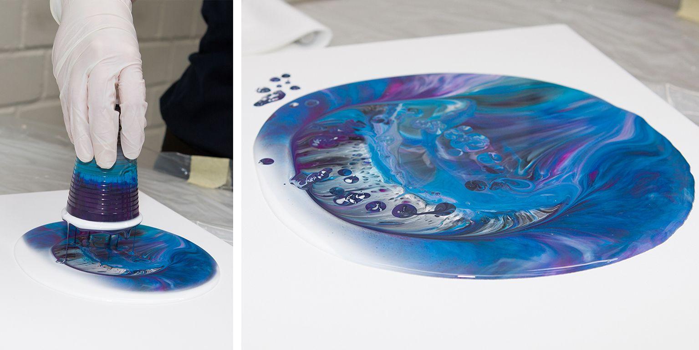 Acrylic Paint Fluid Retarder
