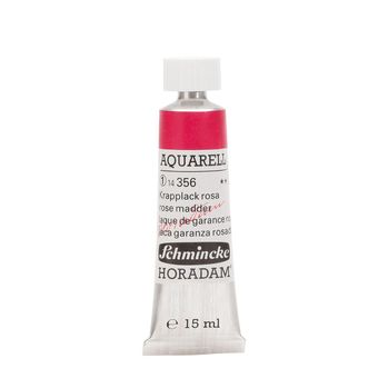 HORADAM® AQUARELL Krapplack Rosa Tube  15 ml 14356006