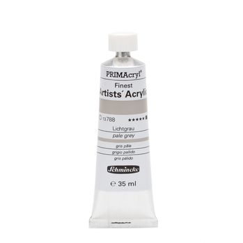 PRIMAcryl® Finest Artists' Acrylic Lichtgrau Tube  35 ml 13788009