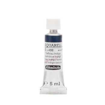 HORADAM® AQUARELL Tiefblau Indigo Tube  5 ml 14498001
