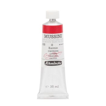 MUSSINI® Karmin Tube  35 ml 10358009