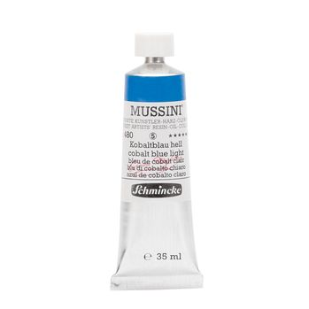 MUSSINI® Kobaltblau hell Tube  35 ml 10480009