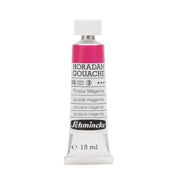 HORADAM® GOUACHE Purpur Magenta Tube  15 ml 12358006
