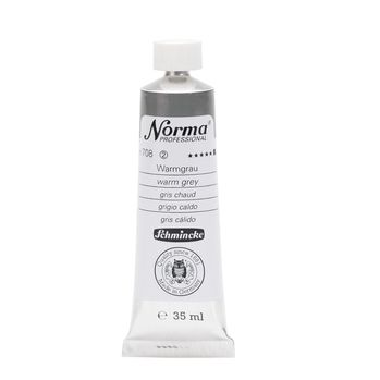 Norma® Professional Warmgrau Tube  35 ml 11708009