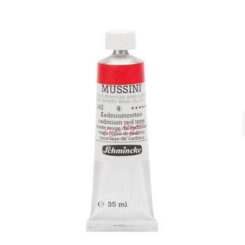 MUSSINI® Kadmiumrotton Tube  35 ml 10342009