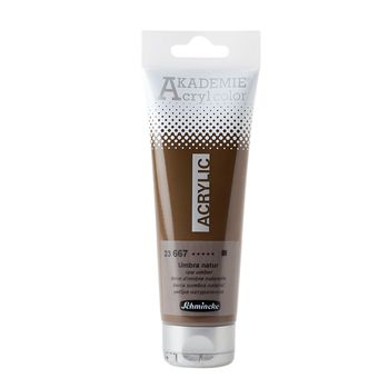 AKADEMIE® Acryl color Umbra natur Tube  120 ml 23667012