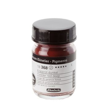 """Pigmente """"EXTRA"""""" Krapprot dunkel Glas  50 ml 18368024"