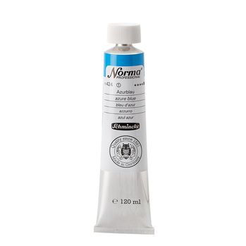 Norma® Professional Azurblau Tube  120 ml 11424012