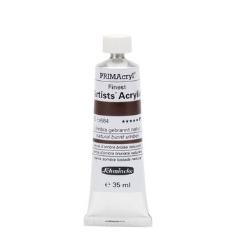 PRIMAcryl® Finest Artists' Acrylic Umbra gebrannt natur Tube  35 ml 13684009