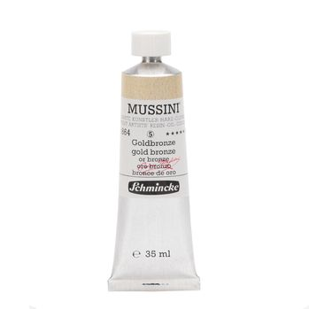 MUSSINI® Goldbronze Tube  35 ml 10864009