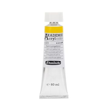 AKADEMIE® Acryl color Kadmiumgelbton Tube  60 ml 23223011