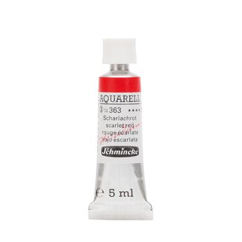 HORADAM® AQUARELL Scharlachrot Tube  5 ml 14363001