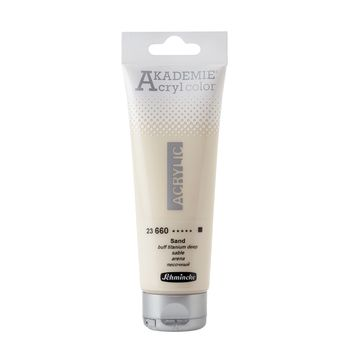 AKADEMIE® Acryl color Sand Tube  120 ml 23660012
