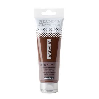AKADEMIE® Acryl color Umbra gebrannt Tube  120 ml 23669012
